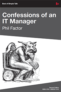 Confessions of an IT Manager eBook 2nd Edition Donload