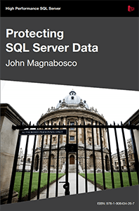 Protecting SQL Server Data eBook Download