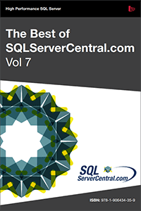 Best of SQL Server Central Vol. 7 eBook Download