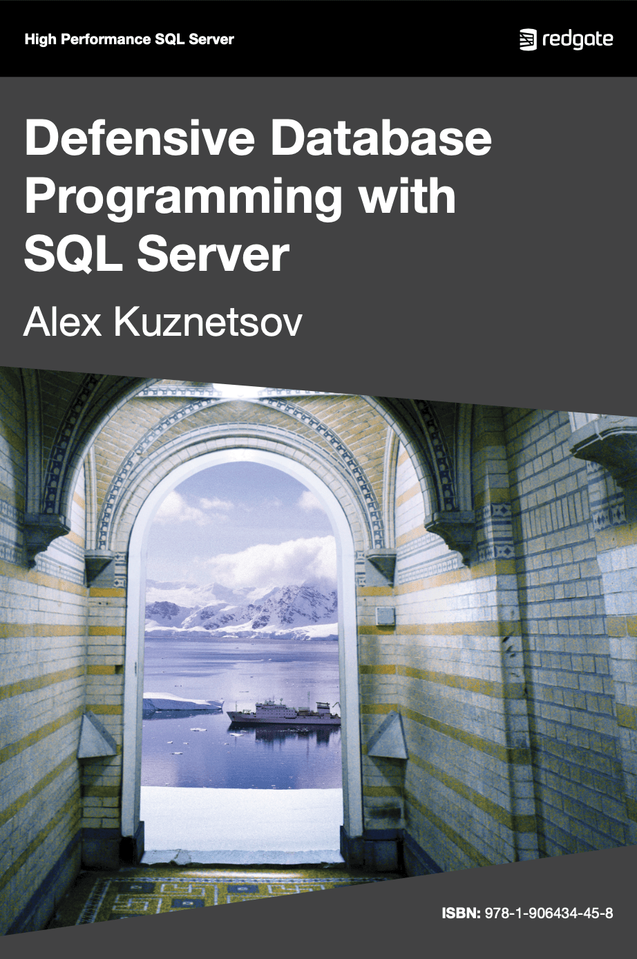 Defensive Database Programming with SQL Server eBook cover