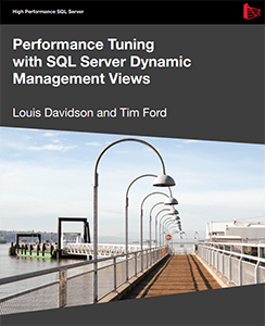 Performance Tuning With Dynamic Management Views eBook Download