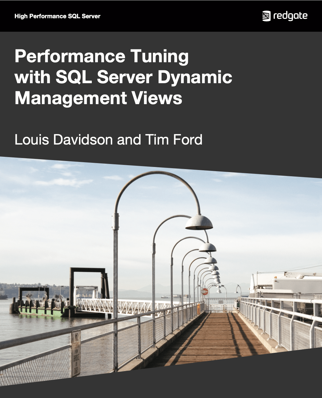 Performance Tuning with SQL Server Dynamic Managment Views eBook cover
