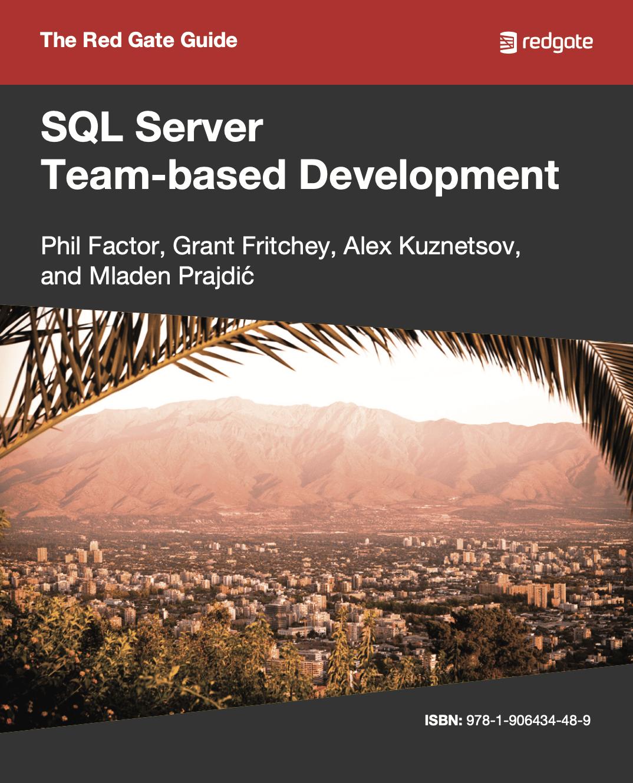 SQL Server Team-Based Development eBook cover