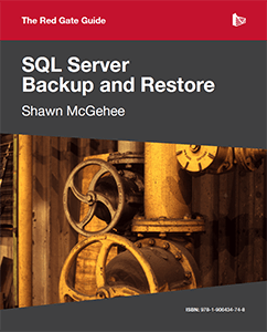 SQL Server Backup and Restore eBook Download