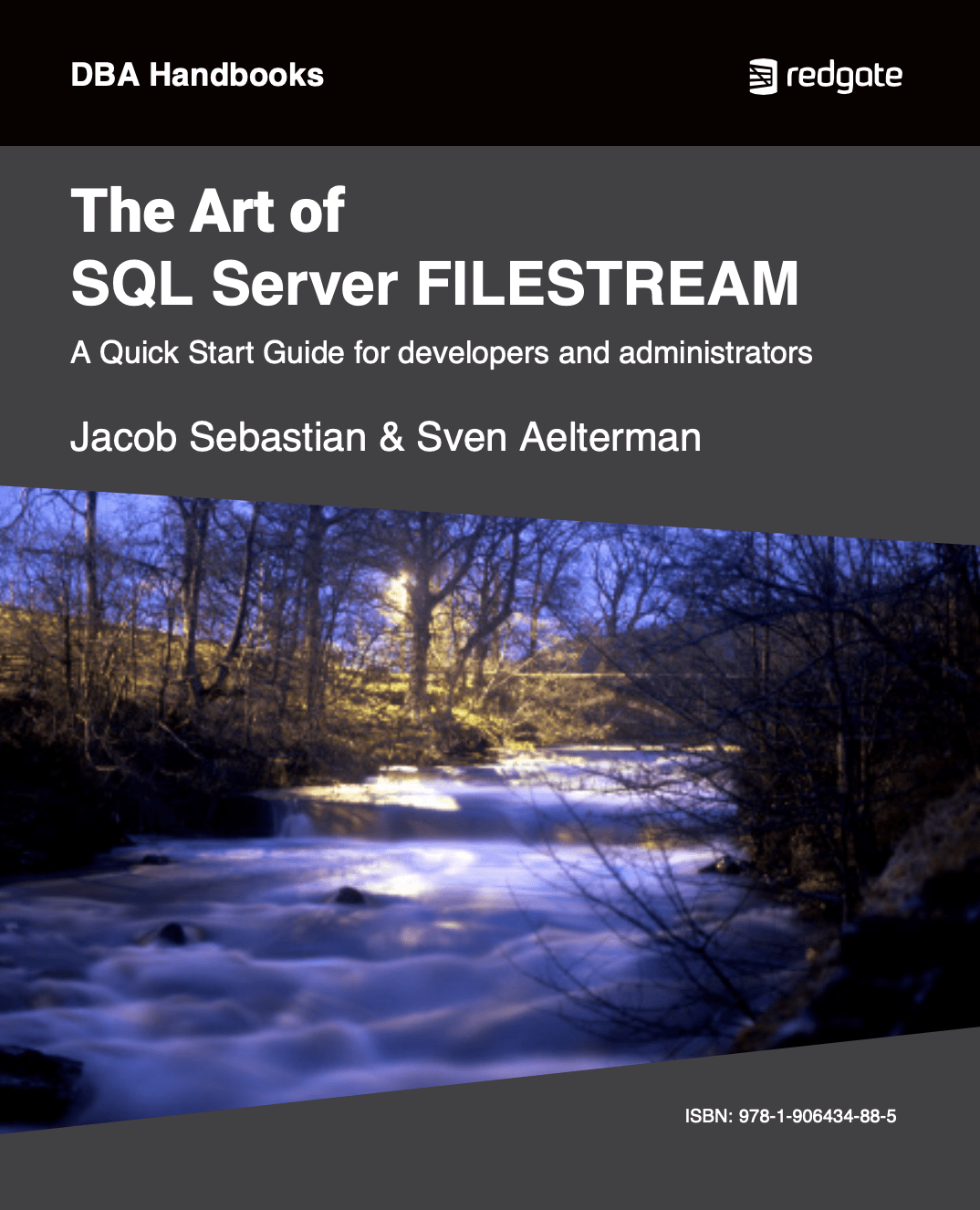 The Art of SQL Server Filesteam eBook cover