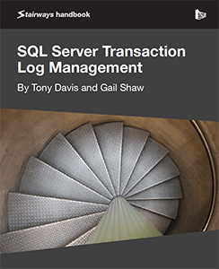 SQL Server Transaction Log Management eBook Download