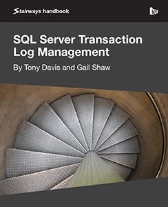 SQL Server Transaction Log Management eBook Download