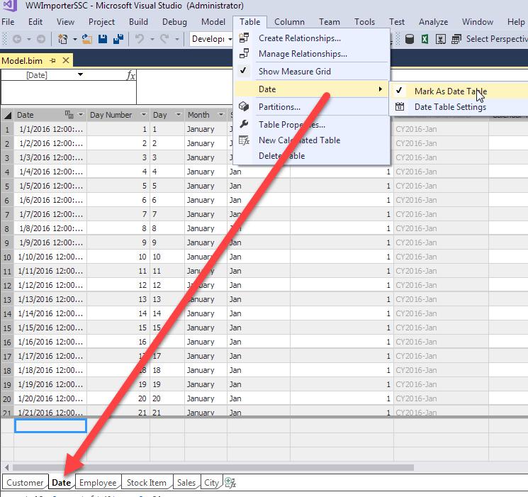 Stairway to SSAS Tabular Level 7: Time Intelligence – SQLServerCentral