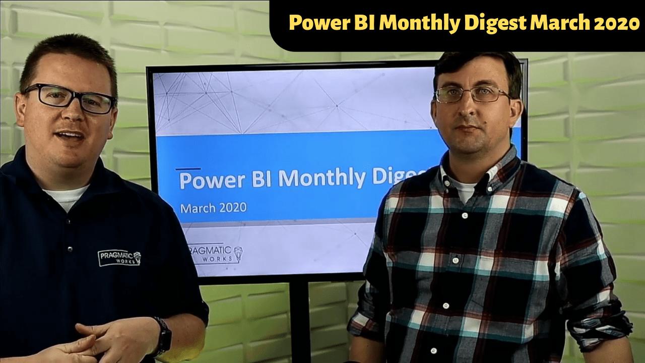power-bi-monthly-digest-mar-2020