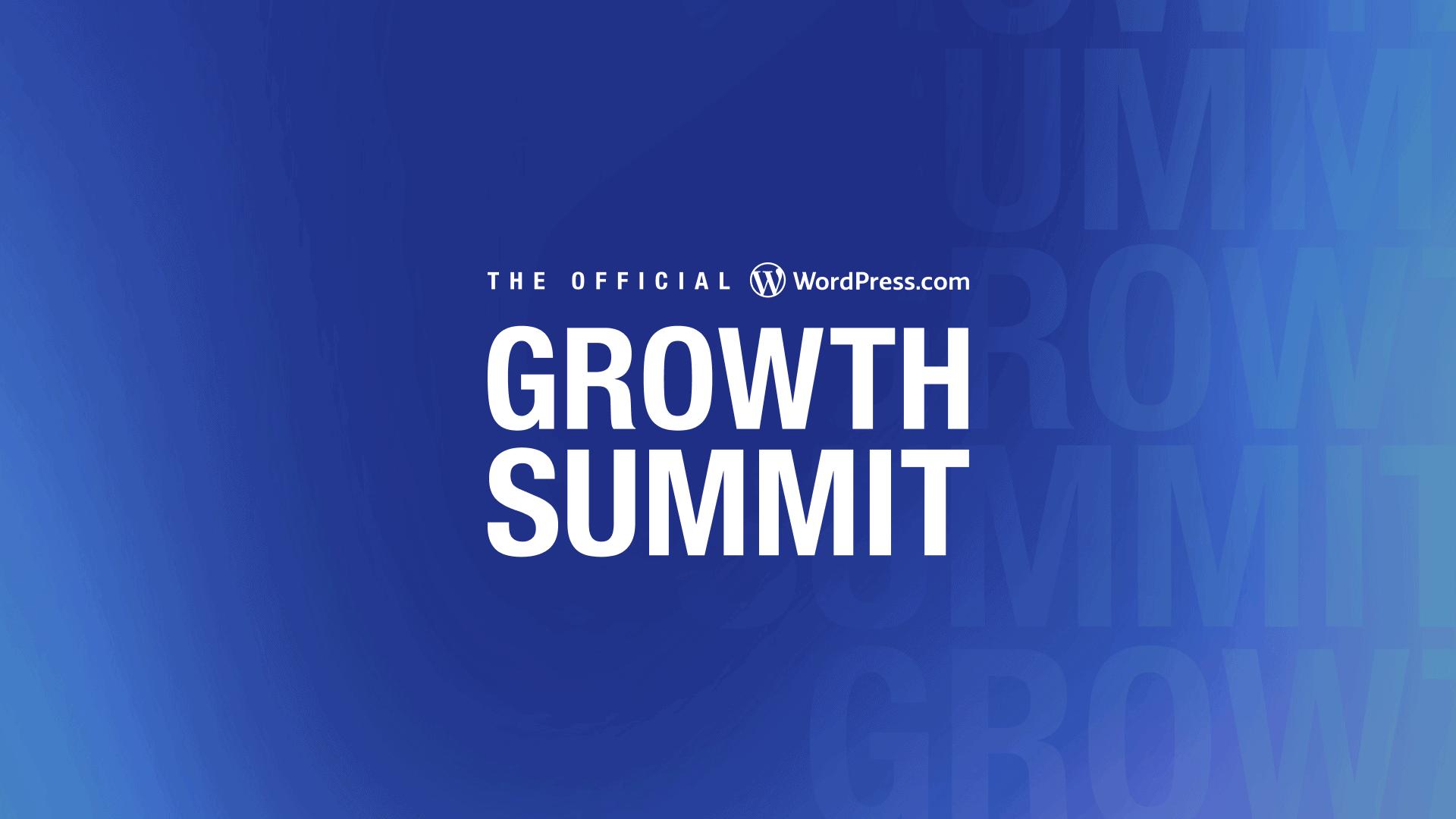 Growth Summit Logo