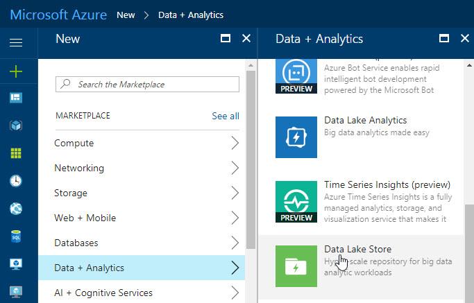 Azure DWH part 15: PolyBase and Azure Data Lake