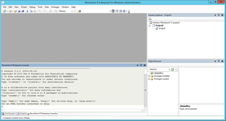 How to Install Microsoft R Server for Windows – SQLServerCentral