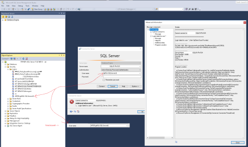 Authenticate via gMSA Account through SSMS – SQLServerCentral
