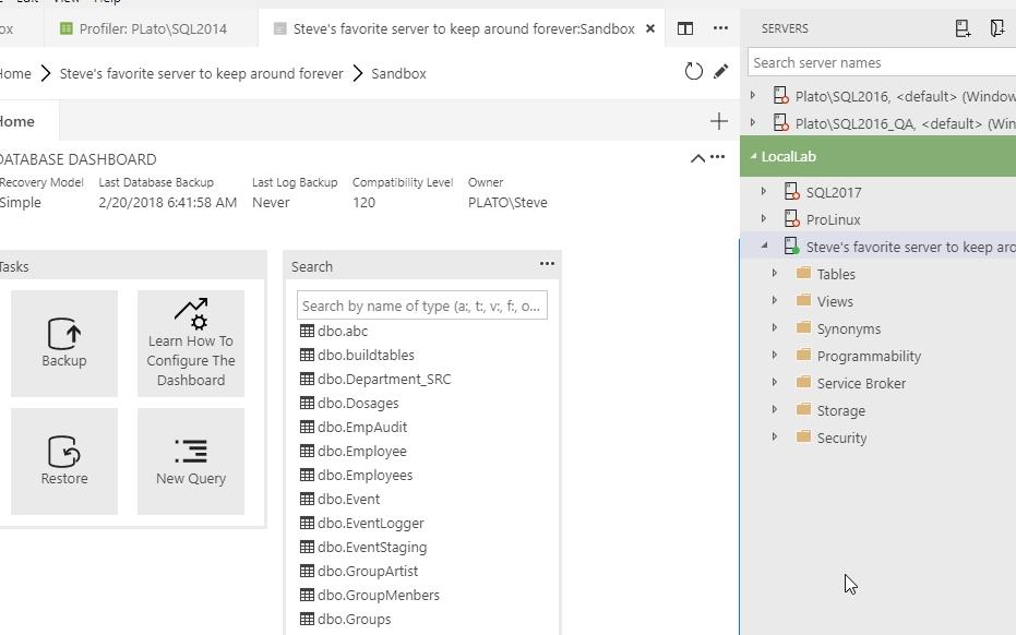 getting comfortable writing code in azure data studio sqlservercentral rh sqlservercentral com