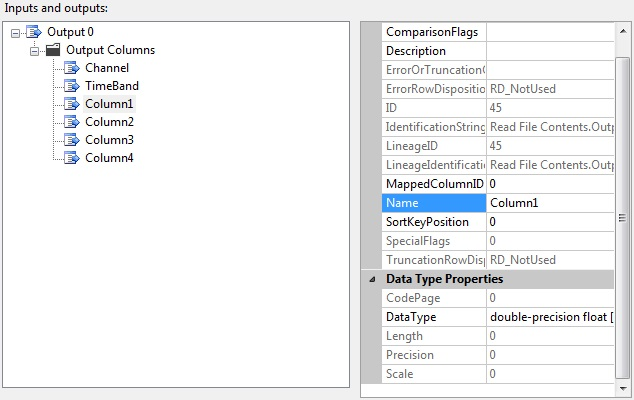 Dynamic File Column mapping in SSIS  – SQLServerCentral