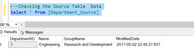 The OUTPUT Clause for the MERGE Statements – SQLServerCentral