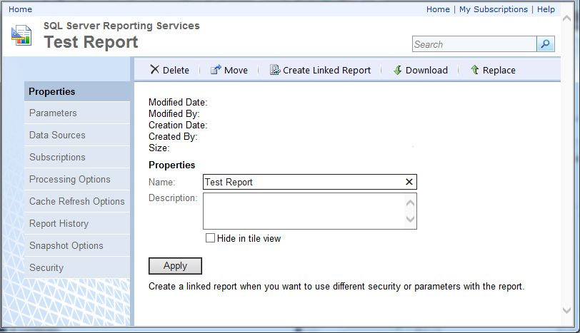 Execute a data-driven SSRS subscription from SSIS to archive a
