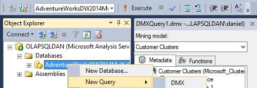 Data Mining Part 31: DMX functions – SQLServerCentral