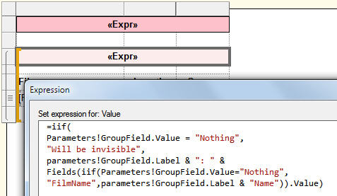 Dynamic Grouping in SSRS Reports – SQLServerCentral