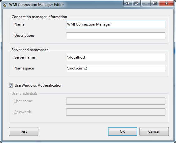 Using the WMI Event Watcher Task in SSIS to Process Data Files