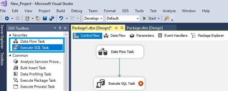 Installing SSDT and creating your first SSIS Package – SQLServerCentral