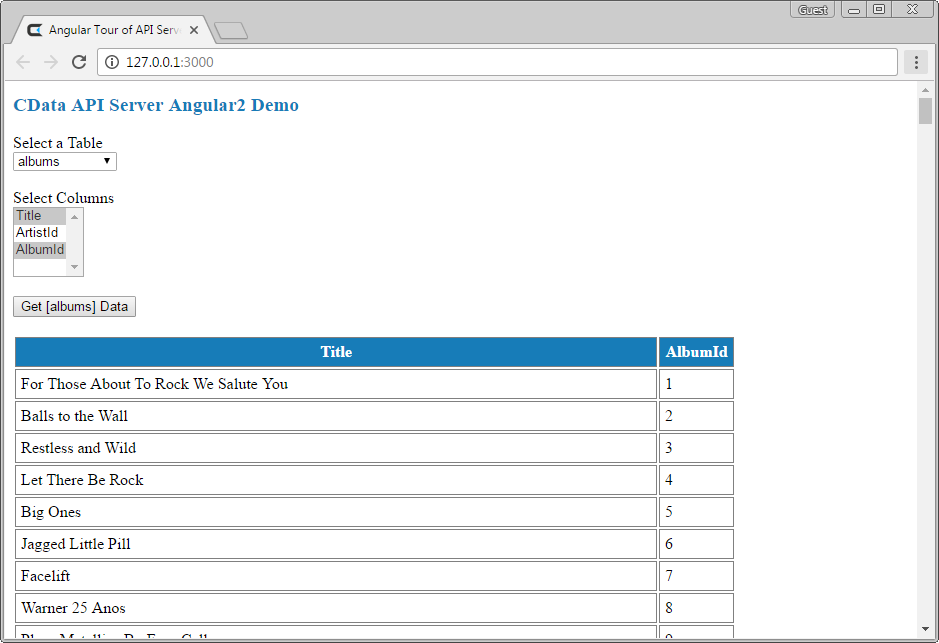 Building Angular2 Apps with SQL Server Data – SQLServerCentral