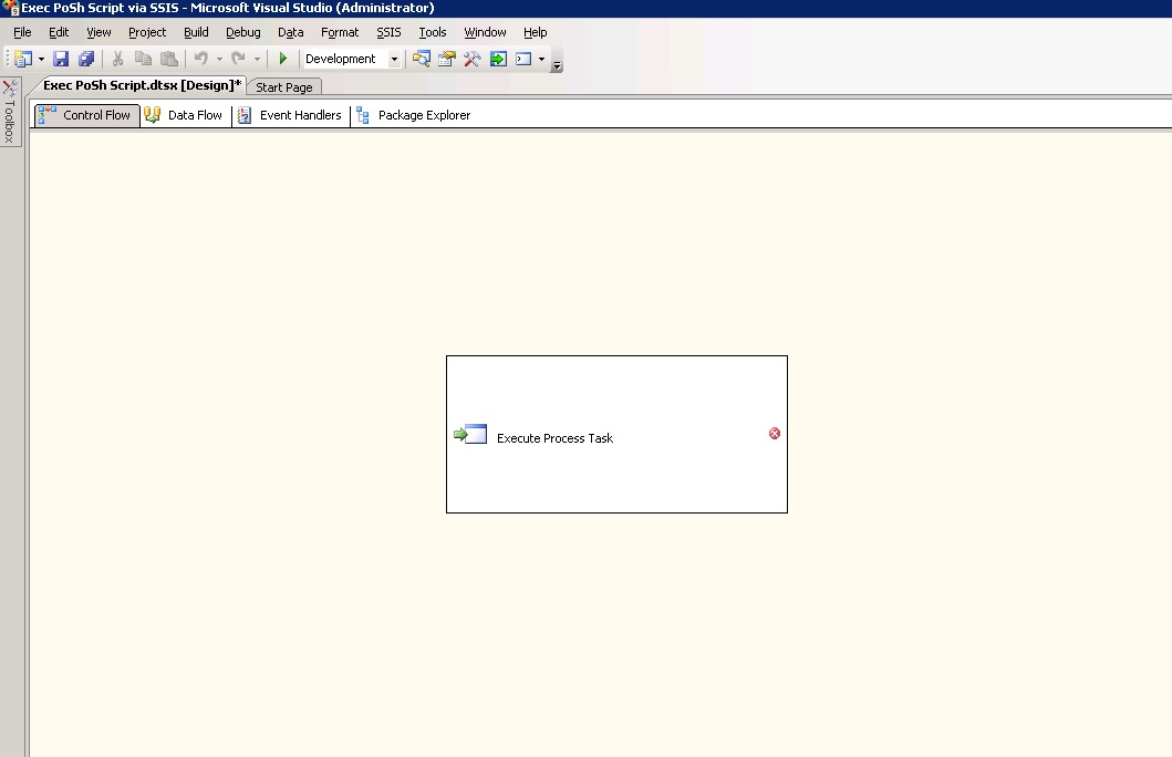 How to execute a Powershell script via SSIS – SQLServerCentral