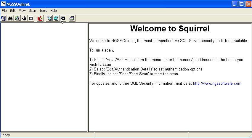ngssquirrel for sql server