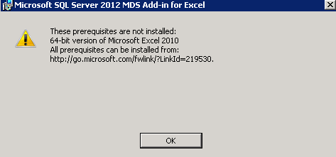 Installing the MDS add-in for Excel 2016 – SQLServerCentral