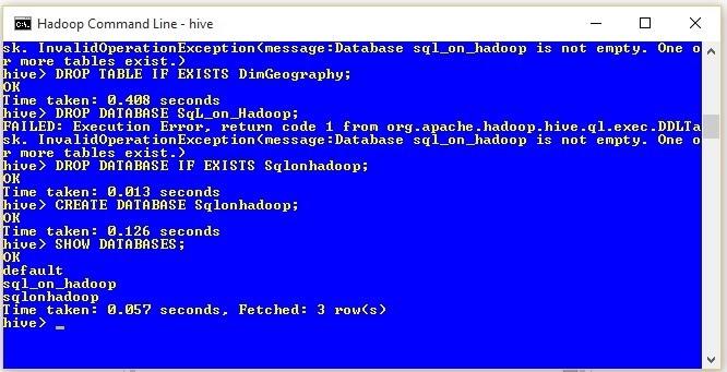 SQL-On-Hadoop: Hive - Part I – SQLServerCentral