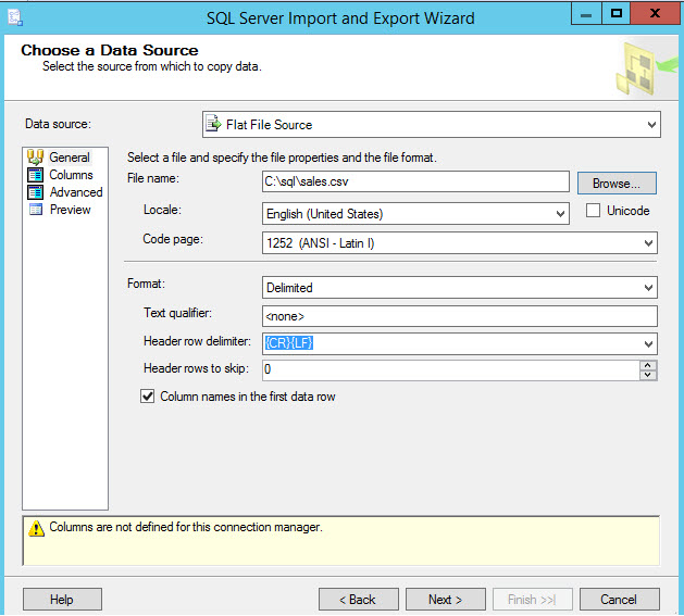 Join Two CSV Files with a Common Column – SQLServerCentral