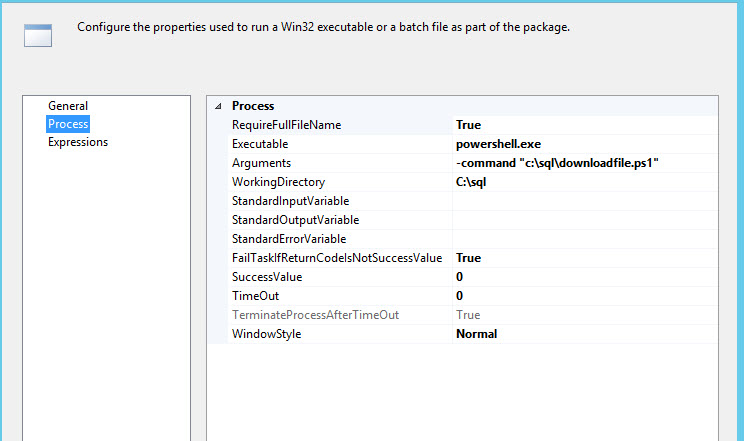 How to download a file from internet using SSIS – SQLServerCentral