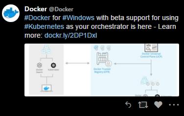 SQL Server in Kubernetes on Docker for Windows