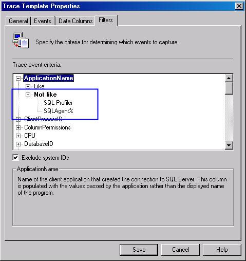 Auditing with SQL Profiler – SQLServerCentral