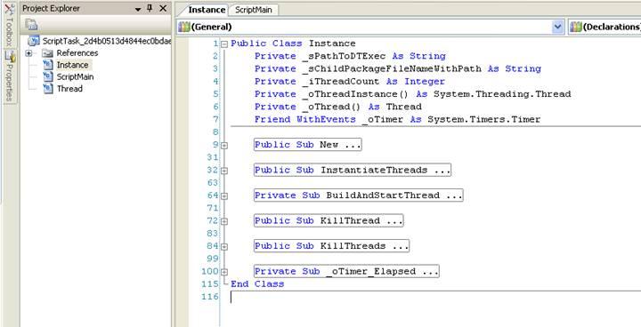 Concurrent processing in SSIS – Part 2 – SQLServerCentral