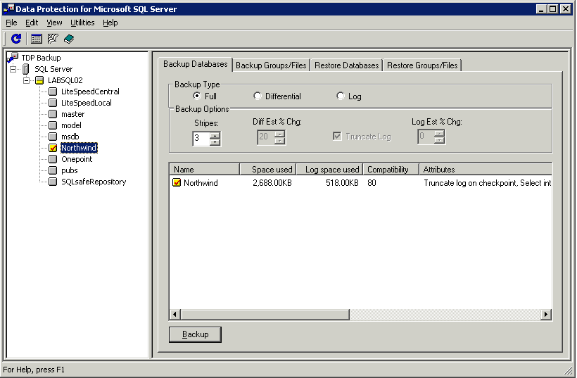 The Challenge: Litespeed v TDPSQL – SQLServerCentral