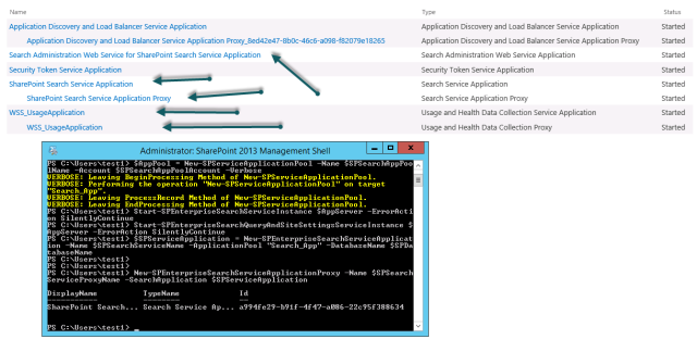 SharePoint Search Service Application Proxy--Ashish banga
