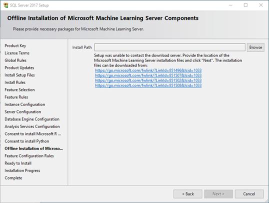 Microsoft R Server Download