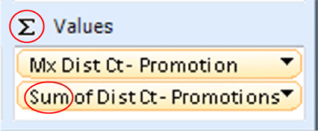 Default Summing Occurs with PowerPivot Calculated Columns